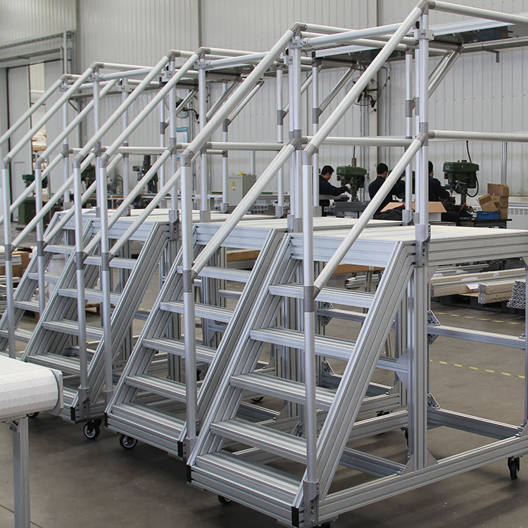 Portable Aluminium Stairs Aluminium Stairs Sale